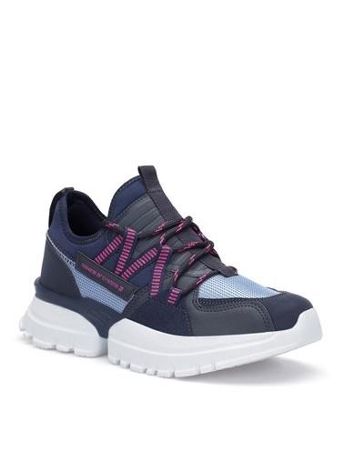 Dark Seer Ds3.5189 Sneaker 2021 Kadın Lacivert